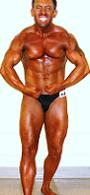 Eric Neal - Personal Trainer - Bodybuilder - Morgantown, West Virginia, USA